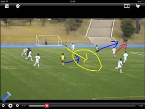 サッカー戦術分析 TacticsView for iPad