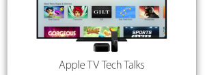 Apple TV Tech Talks in Tokyo